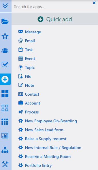 Comidor menu | Comidor Platform