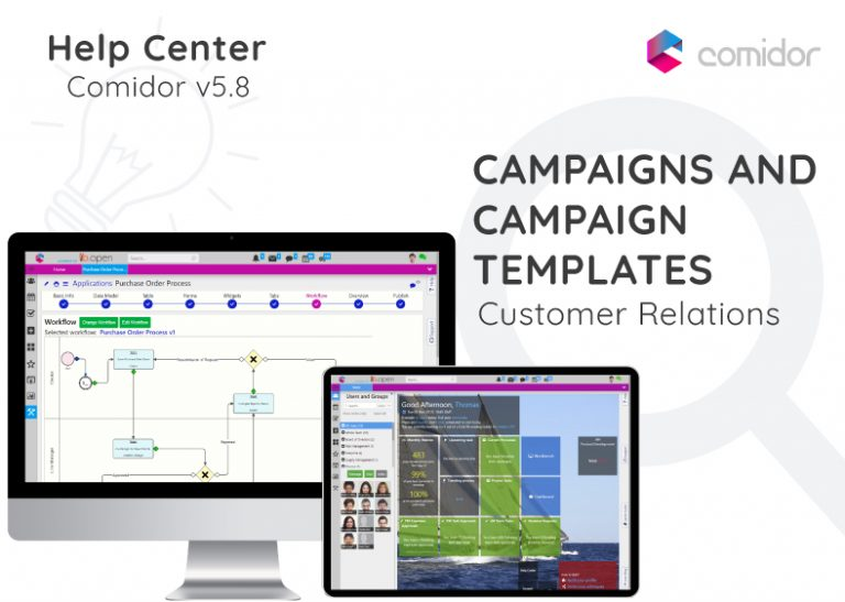 Campaigns and Campaign Templates | Comidor Digital Automation Platform