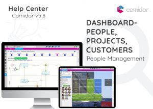 Dashboard- Comidor Digital Automation Platform