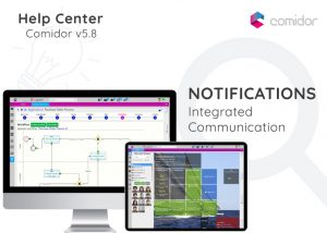 Notifications | Comidor Digital Automation Platform