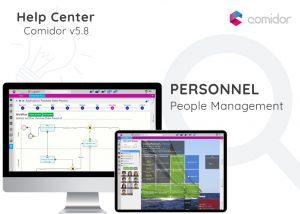 Personnel | Comidor Digital Automation Platform