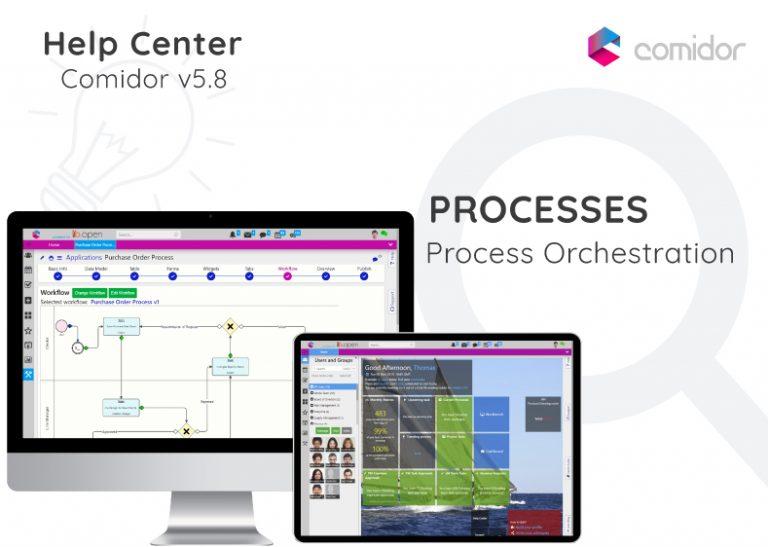 Processes   Comidor Digital Automation Platform