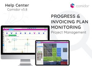 Progress and Invoicing Plan Monitoring | Comidor Digital Automation Platform