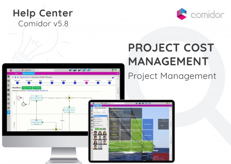 Project Cost Management   Comidor Digital Automation Platform