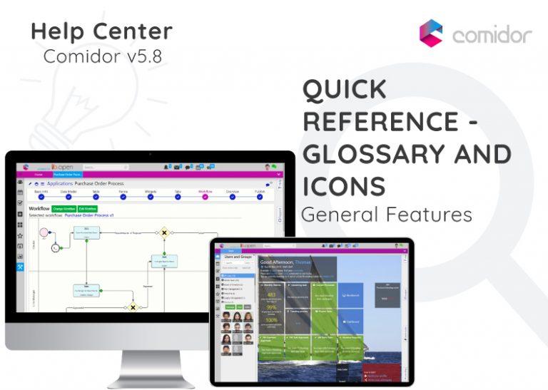 Quick Reference - Comidor Digital Automation Platform