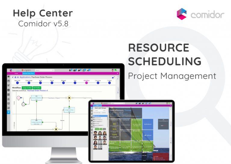 Resource Scheduling | Comidor Digital Automation Platform
