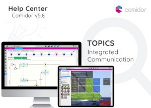 Topics | Integrated Communication | Comidor Digital Automation Platform