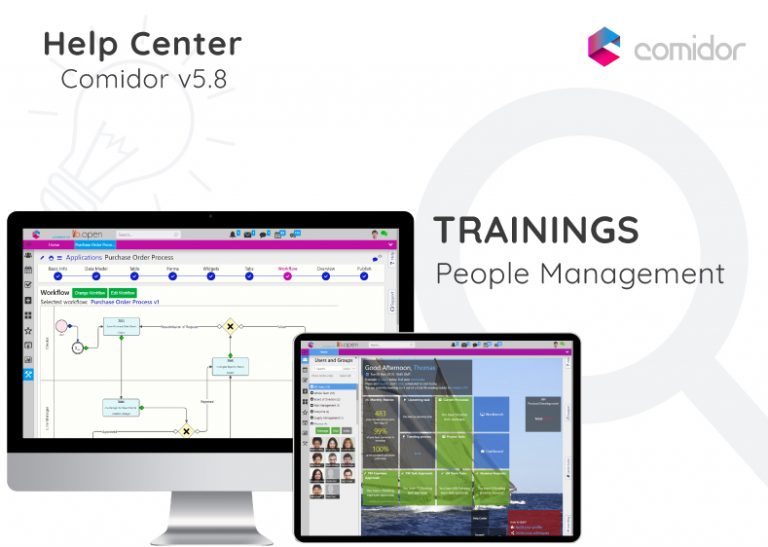 Trainings | Comidor Digital Automation Platform