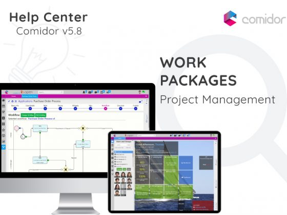 Work Packages | Comidor Digital Automation Platform