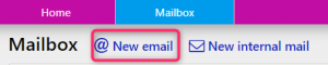 new mail | Comidor Digital Automation Platform