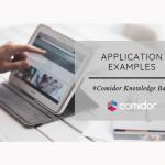 Low-Code App Examples | Comidor Low-Code BPM Platform