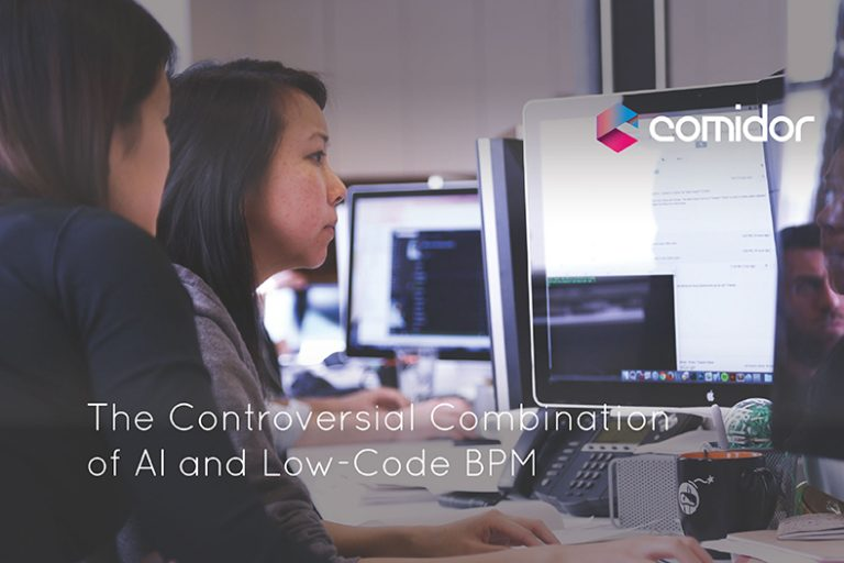 AI and Low-Code BPM | Comidor Low-Code BPM Platform