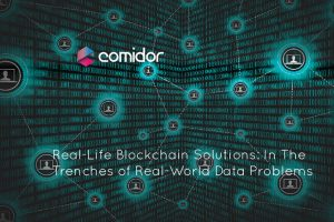 Blockchain solving business problems | Comidor Digital Automation Platform
