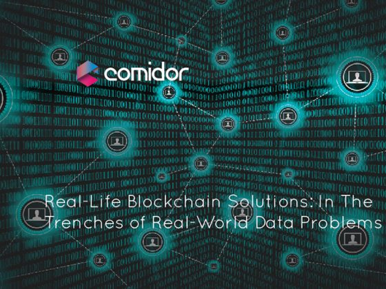 Blockchain solving business problems | Comidor Digital Automation Platform