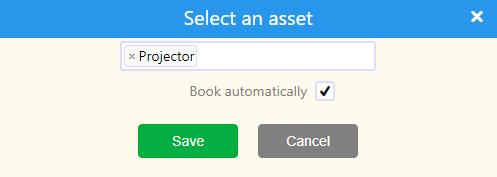 select an asser | Comidor Platform