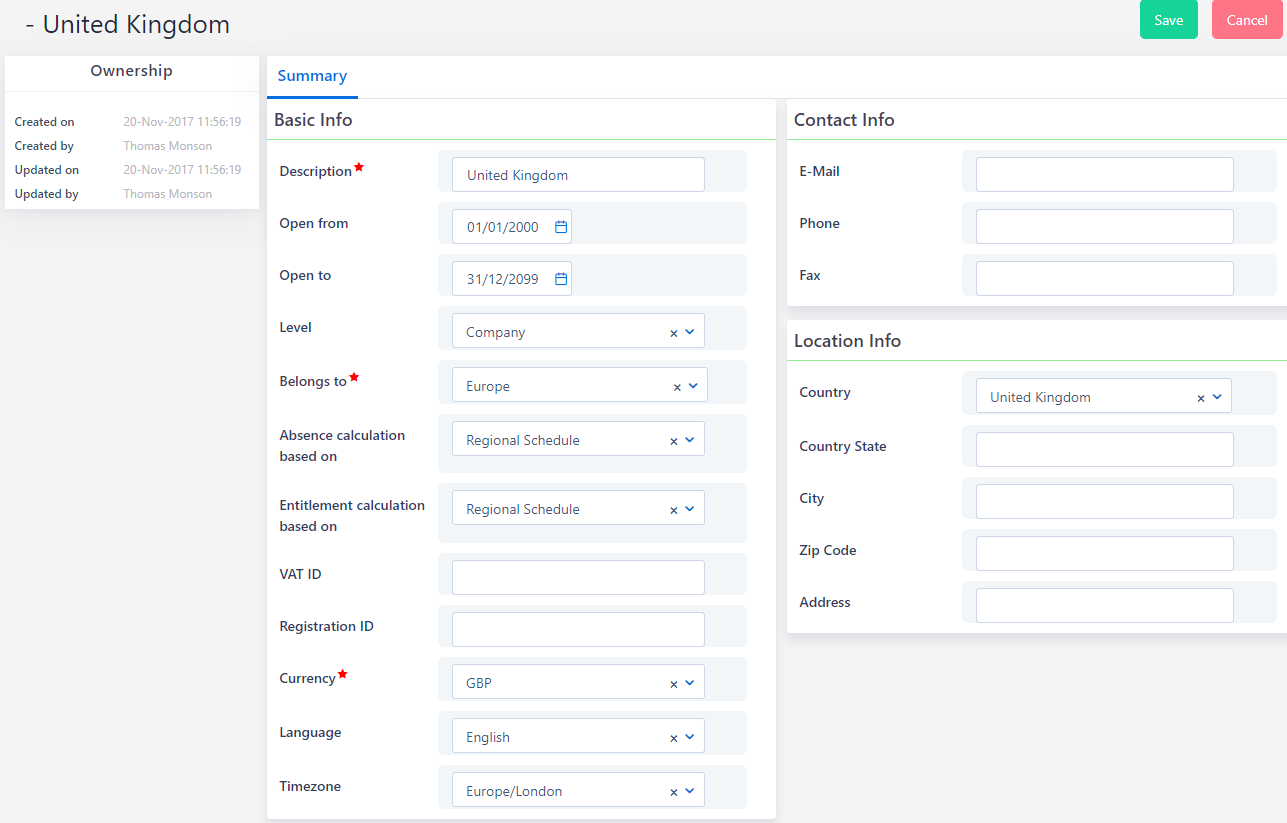 Business Setup Company | Comidor Platform