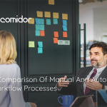 Comparing Manual And Automated Workflow Processes | Comidor Digital Automation Platform