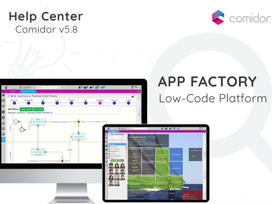 App Factory | Comidor Digital Automation Platform