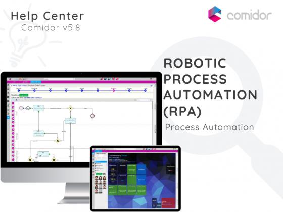 RPA | Comidor Low-Code BPM Platform