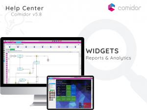 Widgets | Comidor low-code bpm