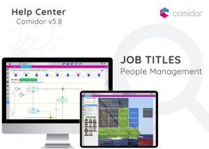 Job Titles | Comidor Digital Automation Platform