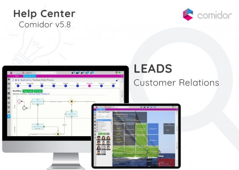 Leads   Comidor Digital Automation Platform