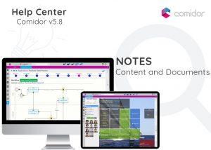Notes   Comidor Digital Automation Platform