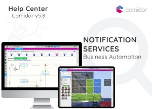 Notification Services | Comidor Digital Automation Platform