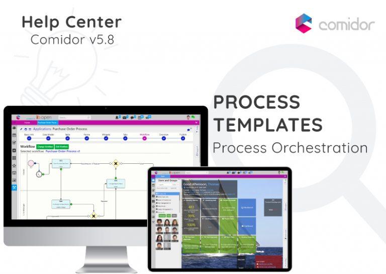 Process Templates   Comidor Digital Automation Platform