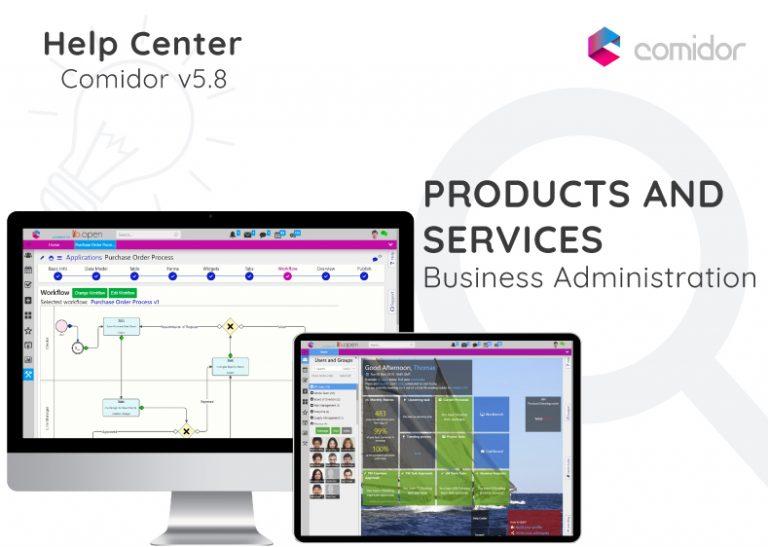 Products and Servises | Comidor Digital Automation Platform
