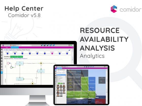 Resource Availability Analysis   Comidor Digital Automation Platform