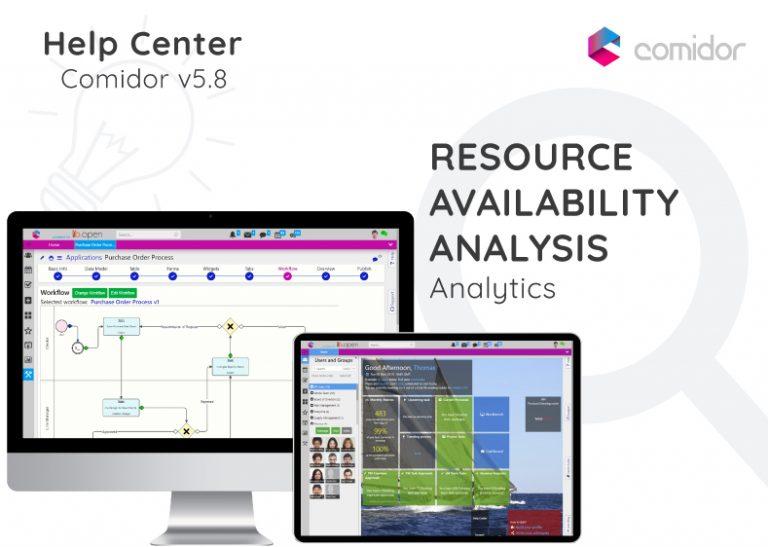 Resource Availability Analysis | Comidor Digital Automation Platform