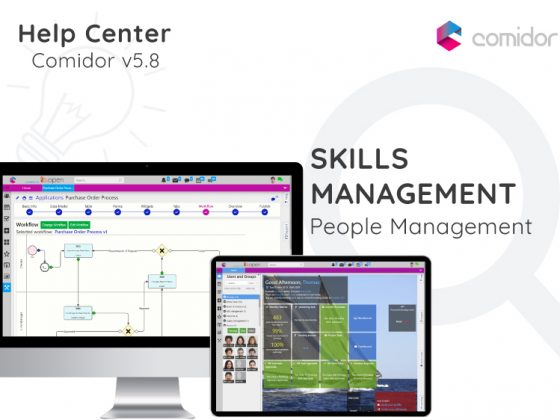 Skills Management | Comidor Digital Automation Platform