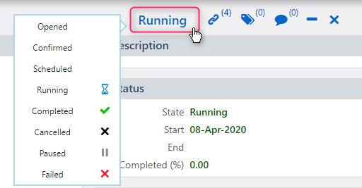 State Button | Comidor Platform