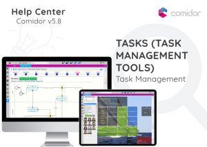 Tasks (Task Management tools) | Comidor Digital Automation Platform