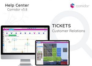 Tickets | Comidor Digital Automation Platform
