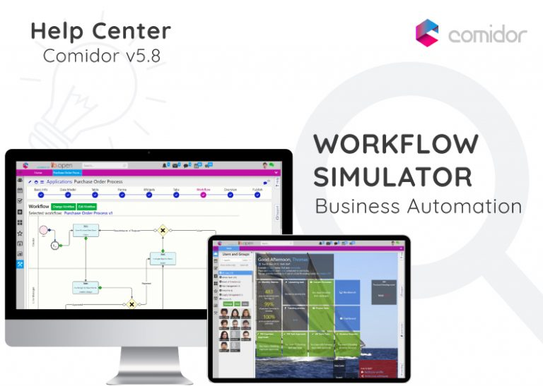Workflow Simulator | Comidor Digital Automation Platform