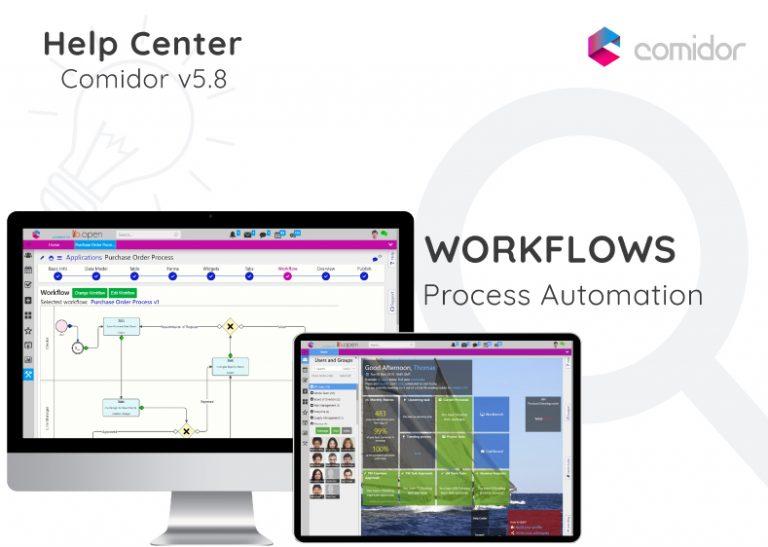 Workflows | Comidor Digital Automation Platform