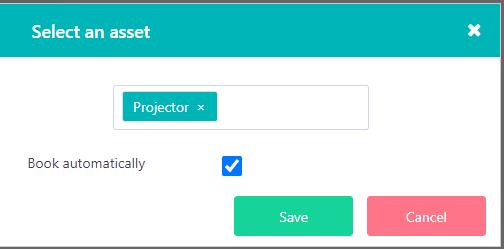select an asset v.6| Comidor Platform