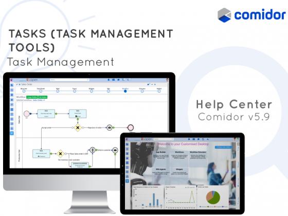 task management | Comidor Platform