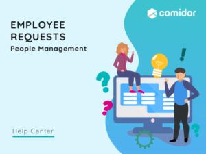 Employee requests featured   Comidor Platform