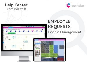 Employee Requests | Comidor Digital Automation Platform