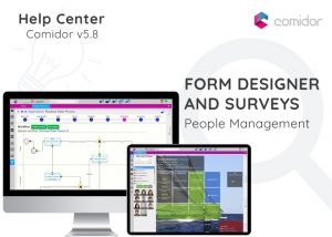 Form Designer and surveys | Comidor Digital Automation Platform