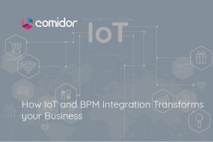 How IoT and BPM Integration Transforms your Business | Comidor Digital Automation Platform