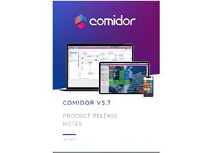 Comidor 5.7 Release Notes | Comdior Digital Automation Platform