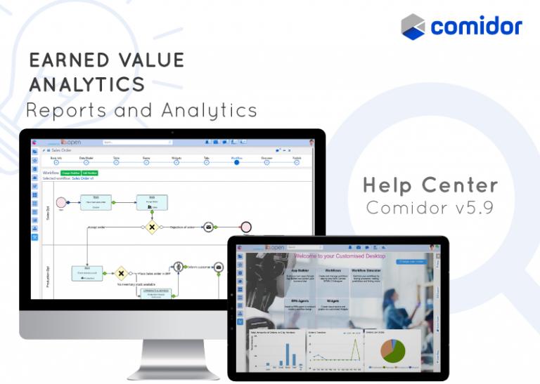 Earned Value Analytics | Comidor Platform