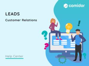 Leads v.6| Comidor Platform