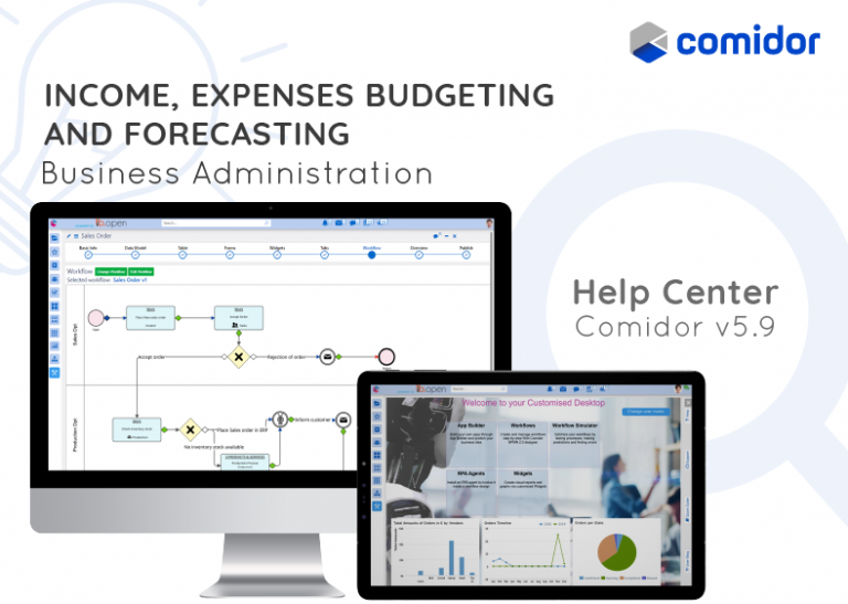 income, expenses budgeting | Digital Transformation and Automation