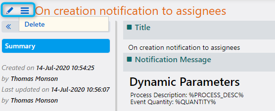 Notification Services   Comidor Platform