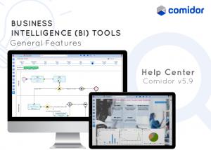BI tools | Comidor Platform